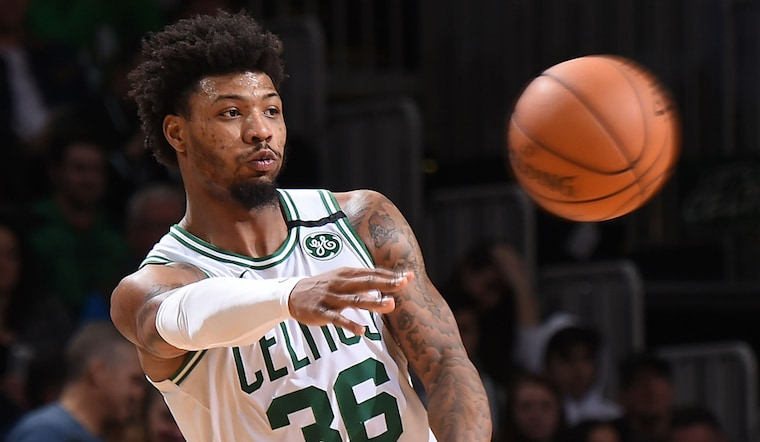 2020 Awards Series Sixth Man of the Year: Marcus Smart