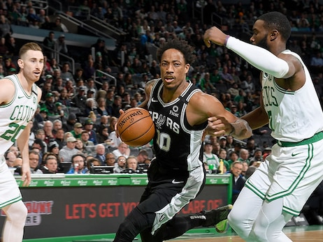 C's Take Valuable Lesson Out of Wednesday's Loss to Spurs