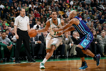 Photos: Hornets vs. Celtics - Jan. 5, 2015