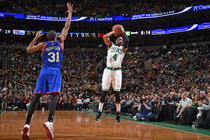 Photos: 76ers vs. Celtics - Feb. 6, 2015