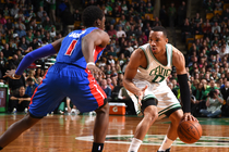 Photos: Pistons vs. Celtics - Mar. 22, 2015