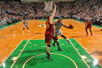 Photos: Cavaliers vs. Celtics - Apr. 12, 2015