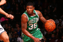 Marcus Smart in Brooklyn