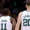 Sixers' Brown: Returns of Hayward & Irving Makes C's 'Royalty'