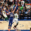 Shorthanded C's Edged by Sixers in Intense Road Duel