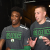 Pregame Post-Ups: Thin Frontcourt Leaves C's Relying on Young Bigs in Charlotte