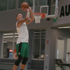 Theis, Nearing Return from Injury, Added New Skill During Rehab