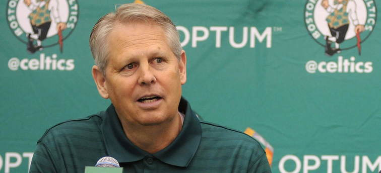 Feeding the Addiction: Ainge Adds More Assets