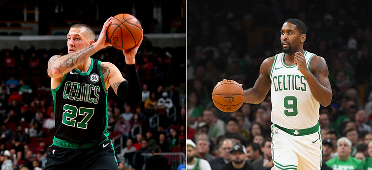 Daniel Theis and Brad Wanamaker