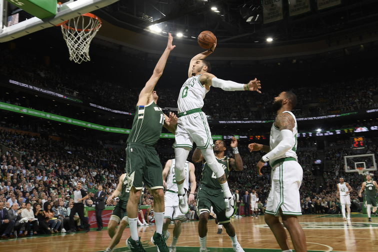 Eastern Conference Semifinals - Milwaukee Bucks v Boston Celtics