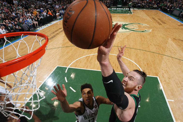 Boston Celtics v Milwaukee Bucks - Game Four