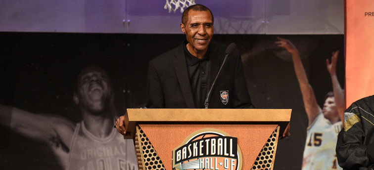 basketball hall of fame player and coach relationship