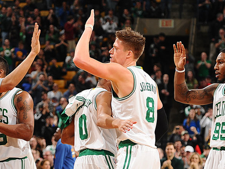 Celtics High Fives