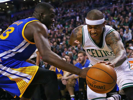 Isaiah Thomas against Golden State