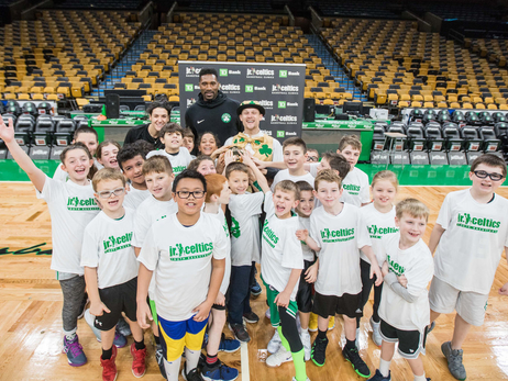Photos: Nov. 17, 2018 | Gameday Clinic – TD Garden
