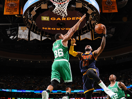 5/25 Game 5 Preview: Cavaliers at Celtics