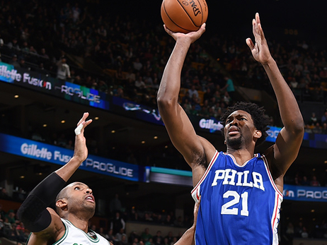 Pregame Post-Ups: C's Set to Face Embiid-Less 76ers