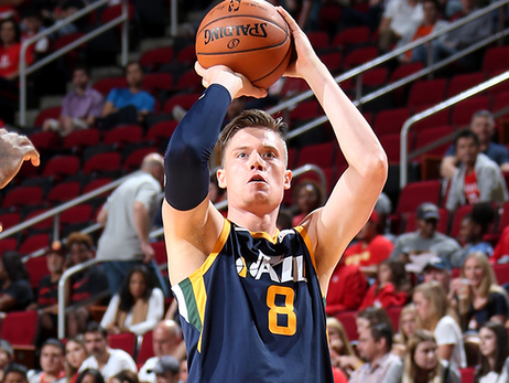 Pregame Post-Ups: Jerebko Impacting Jazz, Just as he Did C's