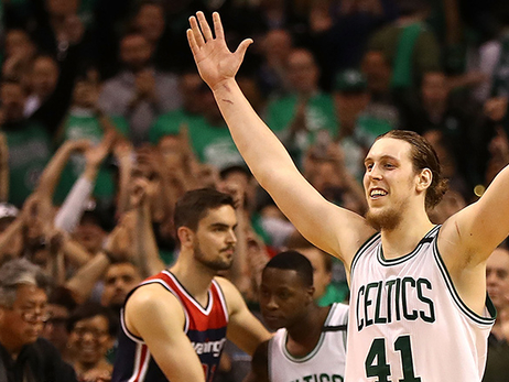 Olynyk to Receive Special Honor in Return to BOS