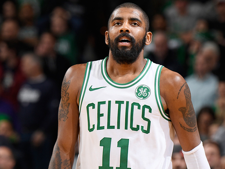 Kyrie Irving Named All-Star Starter, Celtics Fall Without Him