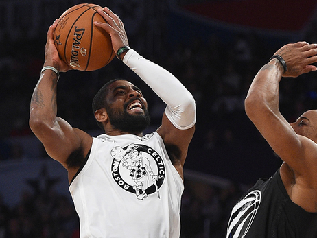 Irving, Horford Elated by All-Star Game's Increased Competitiveness