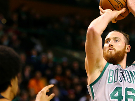 Baynes Leads C's to Final Win, Making History in Process
