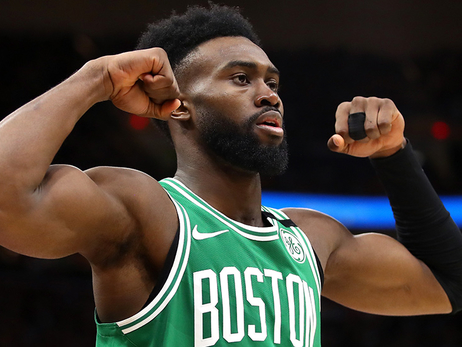 2018 Awards Series Most Improved Player: Jaylen Brown
