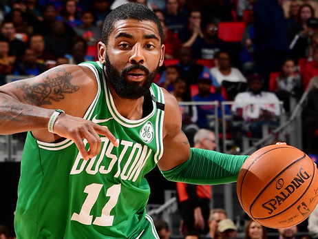 2018 Awards Series Most Valuable Player: Kyrie Irving