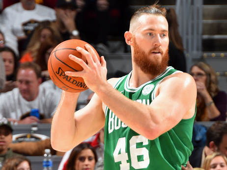 Aron Baynes' Top Performances as a Celtic