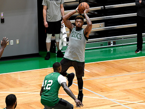 C's Return Home Searching for Offensive Consistency
