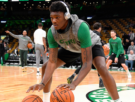 Pregame Post-Ups: Depleted C's Eager to Dig Deep vs. Pelicans