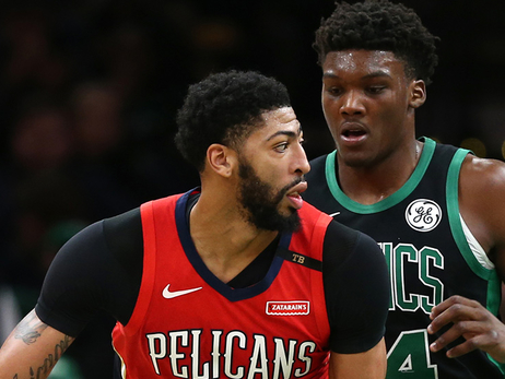AD Heaps Praise on C's Rookie Williams After First Meeting