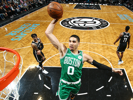 A Detailed Look at Jayson Tatum's Career Night in Brooklyn