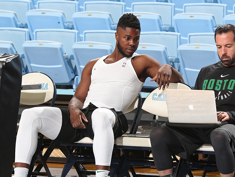 Ojeleye's Unwavering Work Habits Keep Him Ready for Any Opportunity