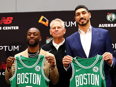 'Plan A' Accomplished: Celtics Welcome Walker, Kanter to Boston