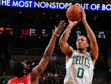 Game Preview: Rockets at Celtics