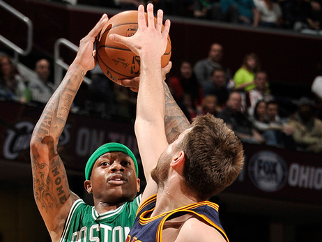 That's What He Said - Celtics at Cavaliers