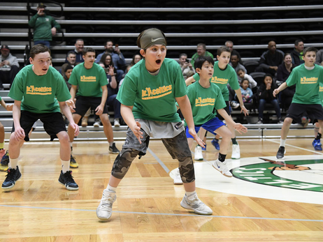 Photos: January 19, 2019 | Jr. Celtics Clinic - Auerbach Center
