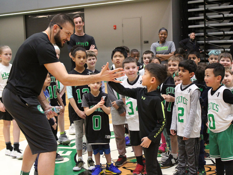 Photos: Feb. 20, 2019 | Jr. Celtics YMCA League Finale – Auerbach Center