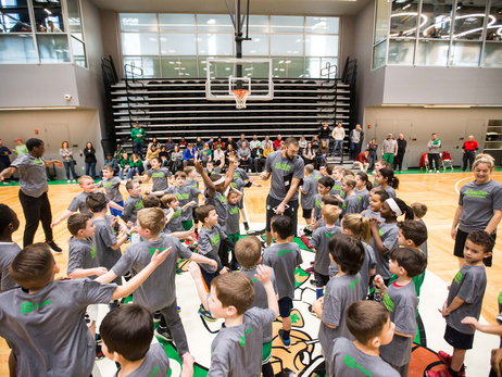 Photos: December 29, 2018 | Jr. Celtics Clinic - Auerbach Center Rookie Session