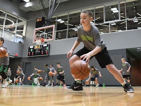 Photos: December 29, 2018 | Jr. Celtics Clinic - Auerbach Center Elite Session