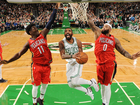 That's What He Said - Pelicans at Celtics