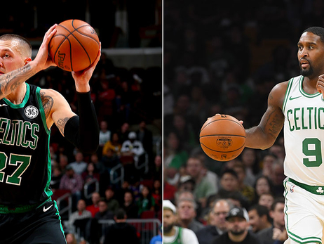 Celtics Re-Sign Daniel Theis, Brad Wanamaker