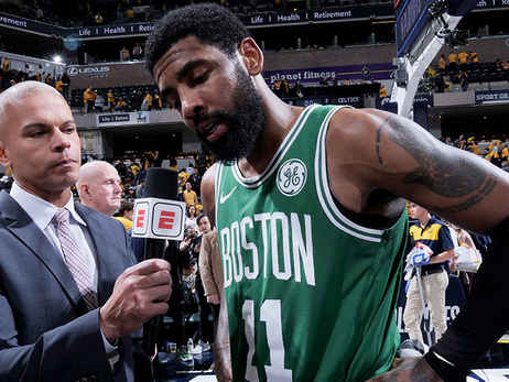 That's What He Said: Celtics at Pacers (Game 3)