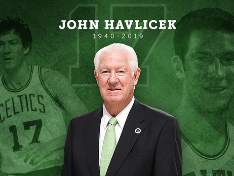 Statement on John Havlicek's Passing