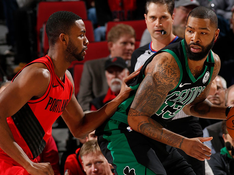 That's What He Said - Celtics at Trail Blazers