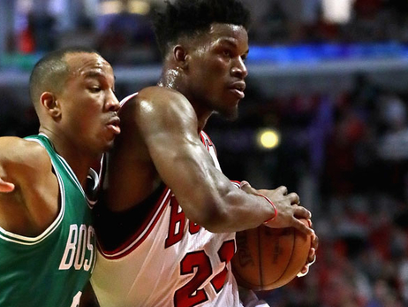 Avery Bradley defends Jimmy Butler