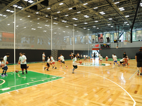 Photos: October 20, 2018 | Jr. Celtics Clinics – Auerbach Center