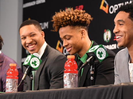 You Want Character? You Got It In the Newest Boston Celtics
