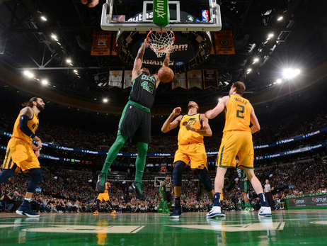 Photos: Jazz vs. Celtics - Nov. 17, 2018